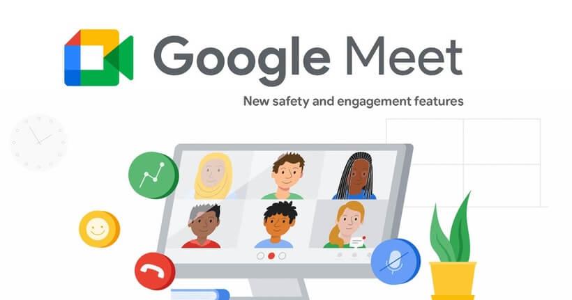 Hướng dẫn họp trực tuyến trên Google Meet